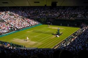 Wimbledon-Tennis-Toernooi